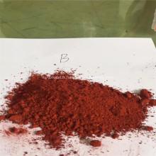 Pigment rouge d'oxyde de fer 101 pour blocs de béton