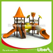 Aire de jeux extérieure pour enfants Safe and Soft Ancient City Series LE.CB.007