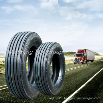 All Steel Radial Truck Tires with ECE Certificate
