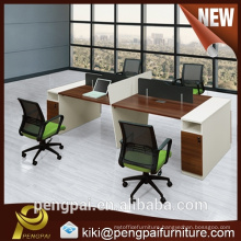 new design office workstations , durable glass office desk partitions glass partition