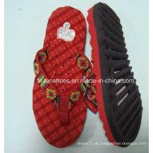 Heißeste EVA Flip-Flop Hausschuhe bestellen Sandalen Stock (FF329-3)