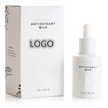 Private Custom Antioxidant Milk Whitening Brightening Facial Serum