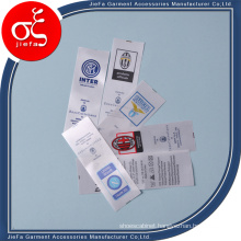 Softest & High Quality Printed License Label