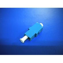 LC Sm Simplex adaptador de fibra óptica