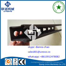 Hanging slotted upright / strut slotted channel