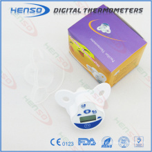 Henso nipple pacifier thermometer