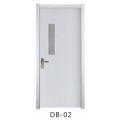 Indian Main Doors Designs Surface Finishing Interior WPC Doors