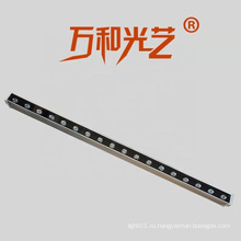 Высокое качество наружных линейных светодиодных настенных светильников