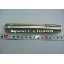 Alibaba Express Jade Testing Lampe de poche, lampe torche, lampe de poche 18650 en acier inoxydable