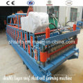 Corrugated Sheet Roll Forming Machine (AF-R836)