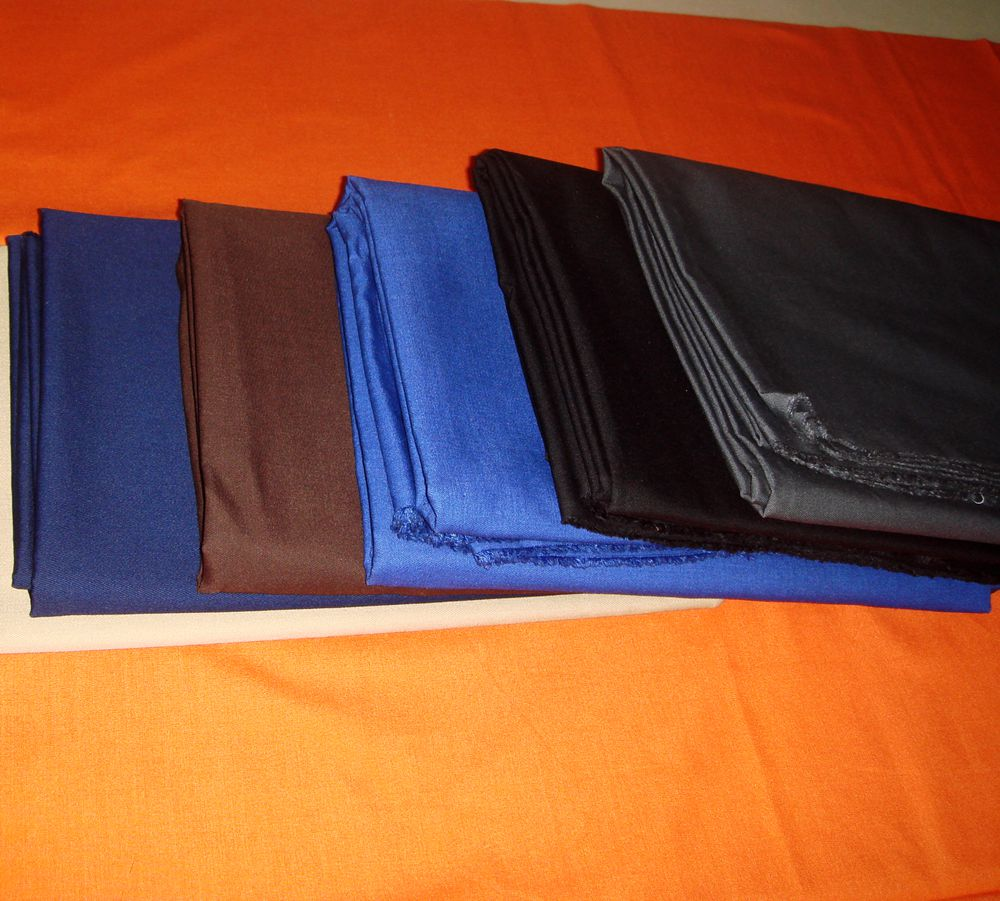 Cvc Dyed Twill Cloth