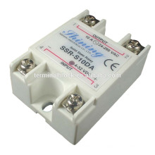 SSR-S10DA DC to AC 10A General Purpose Electrical Solid State Relay