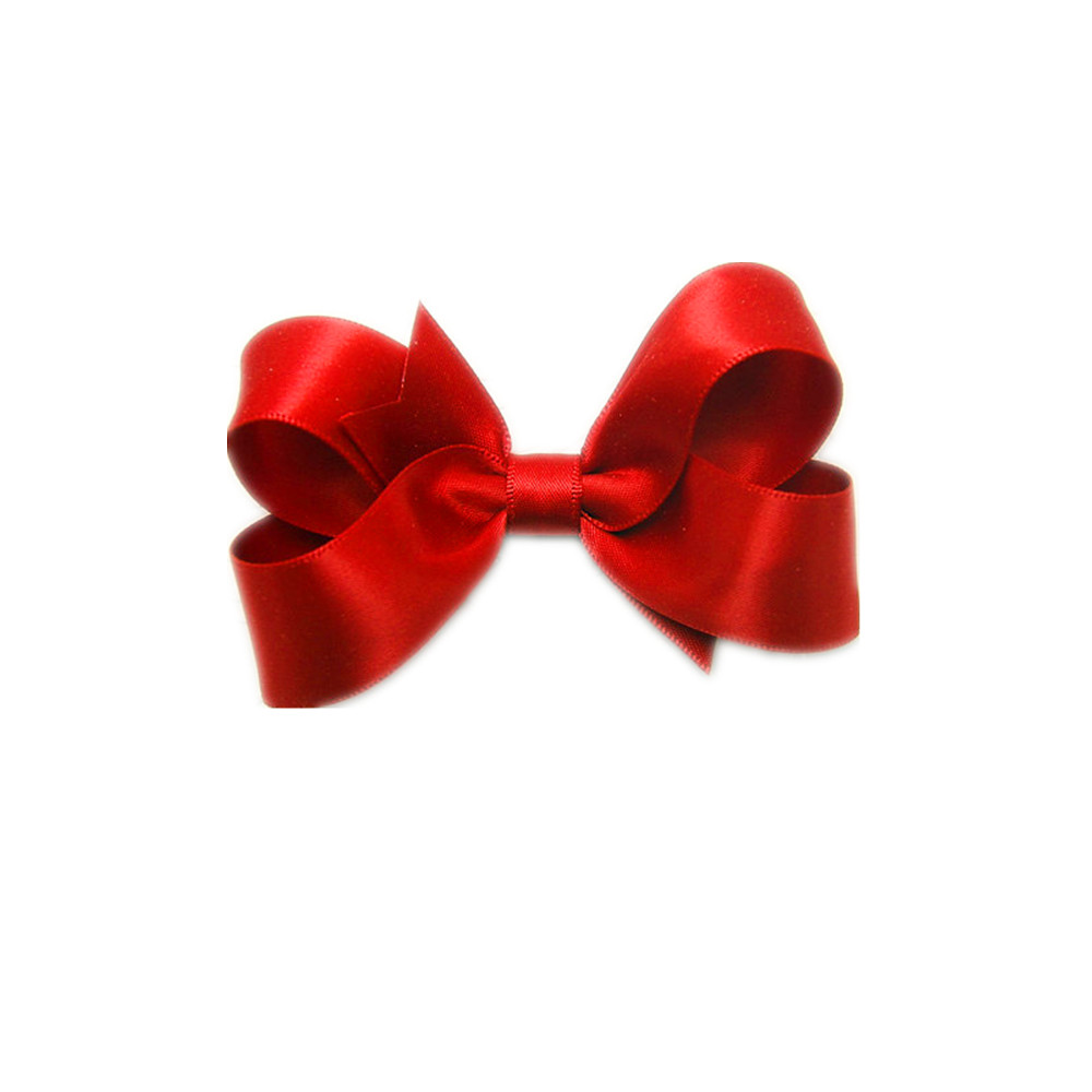Ribbon Bow red