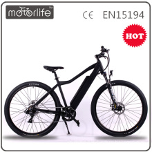MOTORLIFE/OEM brand EN15194 36v 250w electric mountain bike,electric motor bicycles made in china