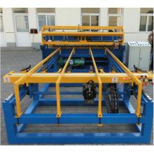 Alambre que introduce la máquina soldada con autógena de la malla de alambre hecha en China