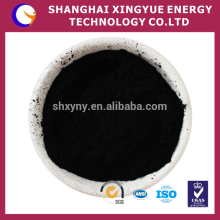 Coal powder activated carbon filter for cooker hoods