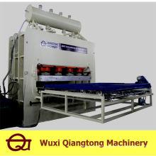 Kurzzeit-Laminier-Heißpressmaschine / Melamin-Pressmaschine mdf