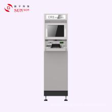 Cash Deposit Machine System for Cash-transport Firm