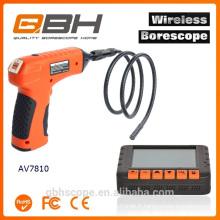 Équipement d'inspection de canalisation de cas de vente chaude d'ABS avec la roue de câble de 20 à 20m