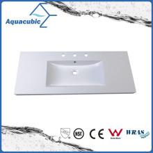 Polymarble Bathroom Cabinet Wash Basin