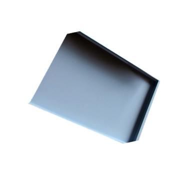 China Fabrik Aluminiumblech Verarbeitung Service Blechbiegen Schweißen Service