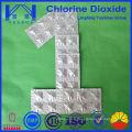 Tablette de dioxyde de chlore de piscine