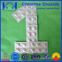 Chemical Product Chlorine Dioxide Tablets to Purifier Water