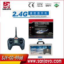Great Wall 9968 Sky Maker 2.4G 4 canales juguetes helicóptero teledirigido