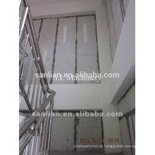 Painel de parede leve pré-moldado 100m3 / d