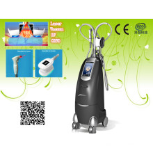 Laser + Vacuum RF + Cryolipolysis Body Slimming Beauty Machine (CRV6)