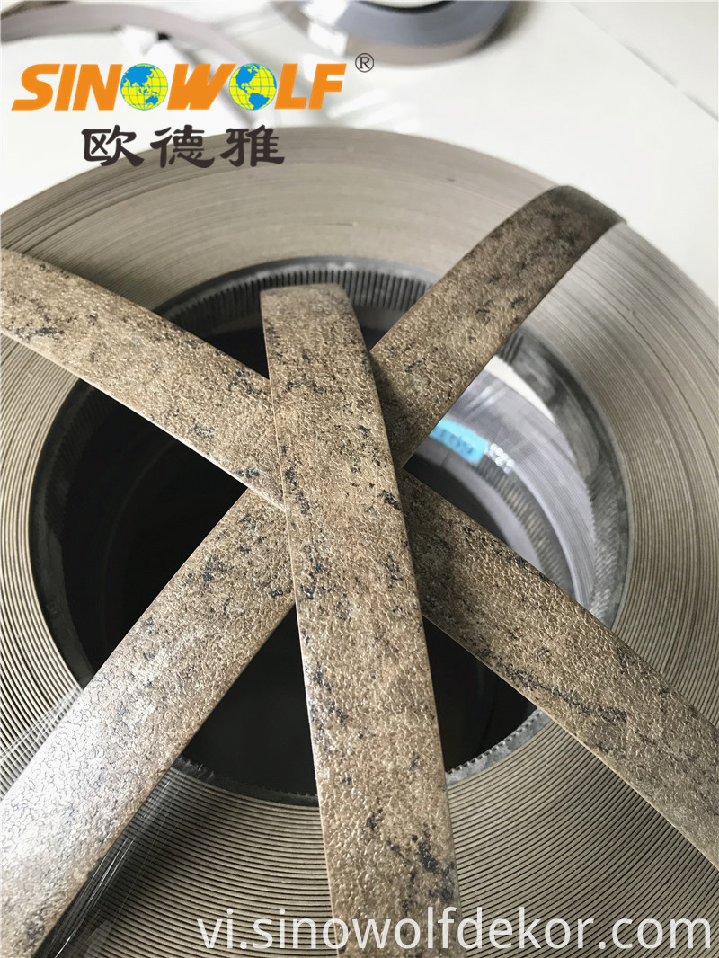Hot Sale Pvc Edge Banding 4