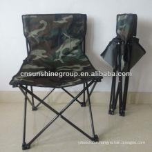 camo recliner camping armless chair
