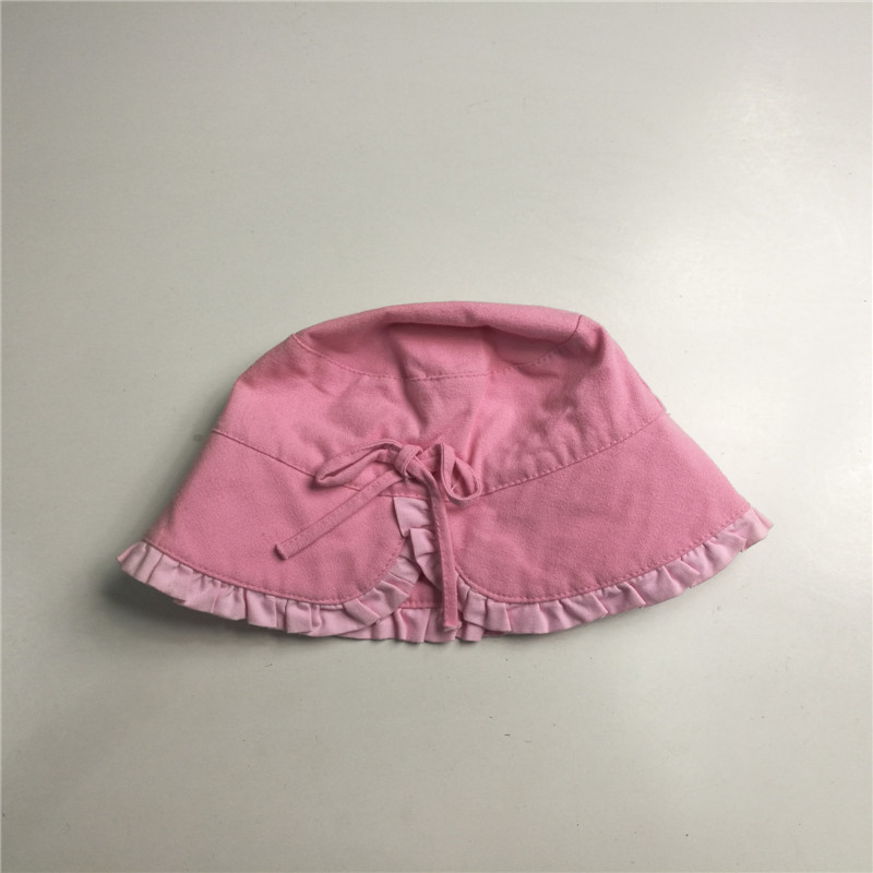 Kids Custom Embroidery Cotton Bucket Hat