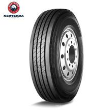 NEOTERRA 11R22.5 315 / 80R22.5 385 65R22.5 Nouveau pneu de camion chinois