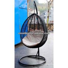 Популярные патио Водонепроницаемый висячий садовый стул