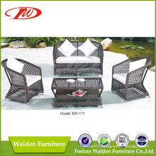 Special Woven Rattan Sofa Set (DH-171)