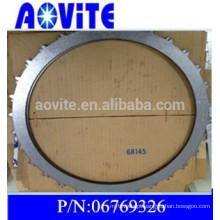 Placa externa de embreagem Terex 6769326