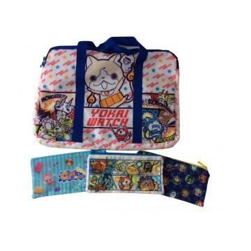 Practical cartoon file handbag