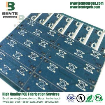2-couches PCB Simple panneau 1oz BentePCB TIN