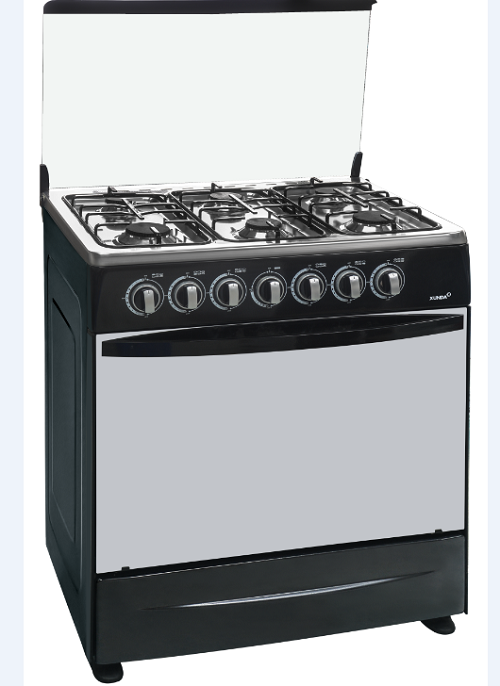 Freestanding 4 Burner Gas Stove
