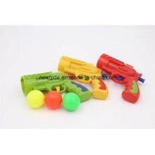 Le cadeau promotionnel des enfants joue le pistolet Airsoft de l'eau de plage avec des boules colorées