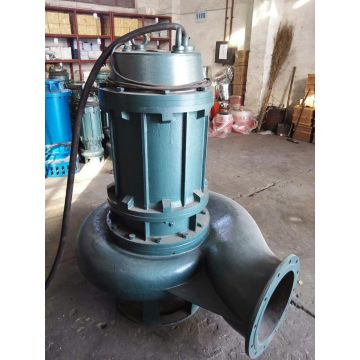 Wastewater sewage pump