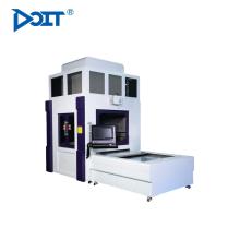 DT350-3D Galvo laser pour jeans machine à laver, denim laser gravure machine-laser lavage série