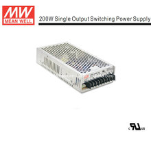 Mean Well 200W Open-Frame Power Supply (NES-200)