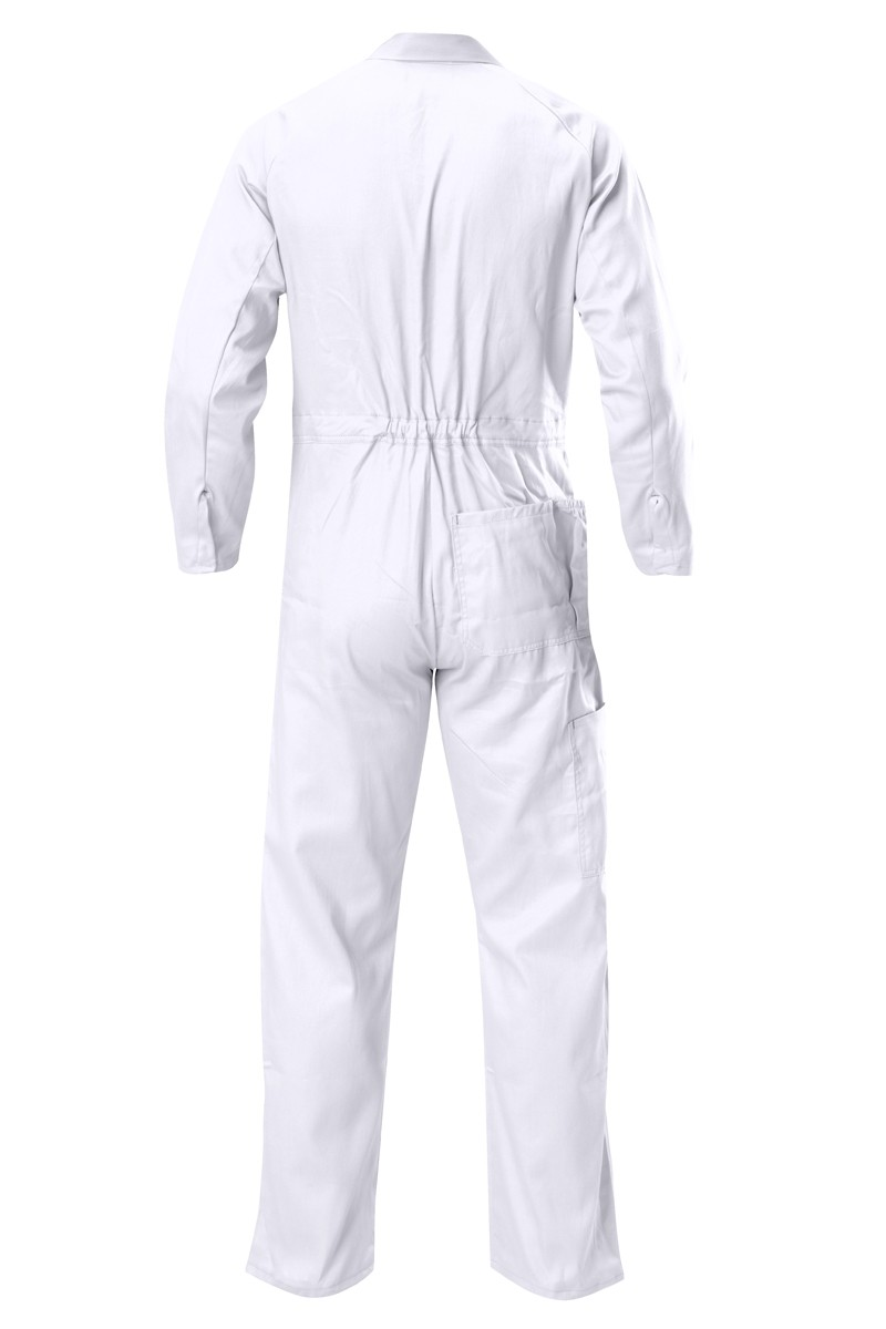 Lightweight Cotton Drill Coverall 2