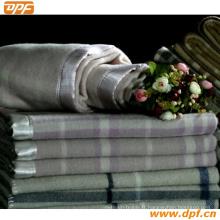 Shanhai DPF Textile Co. Ltd Couverture en laine de haute qualité