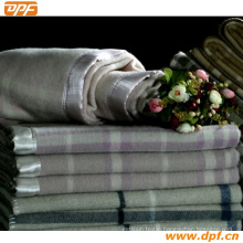 Shanhai DPF Textile Co. Ltd High Quality Wool Blanket