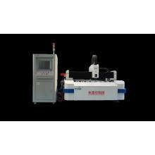 Máquina cortadora láser de fibra CNC de chapa para acero metálico