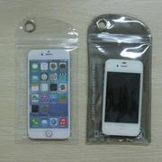 Customize PVC Waterproof Plastic Bag For Phone