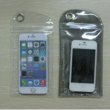 Telefon için PVC Suya Dayanıklı Plastik Torbayı özelleştirme